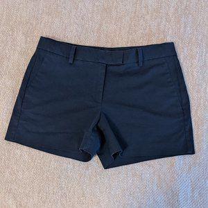 Ann Taylor Devin Fit City Shorts Size 2 - Navy